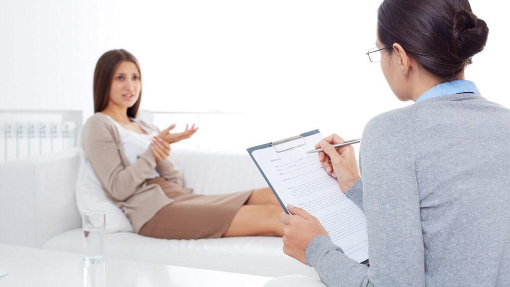 Причины обращения к психиатру